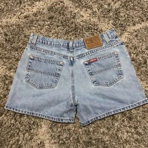 Polo Jeans Ralph Lauren Saturday Shorts Vintage